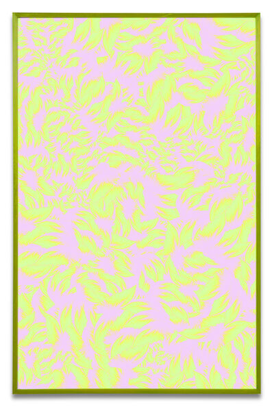 Simmons & Burke, 'Velvet Plant', 2013