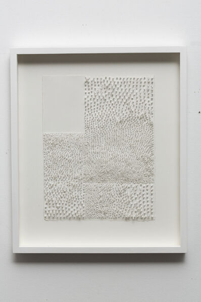 Lars Christensen, 'White Structure / Manual #6', 2014