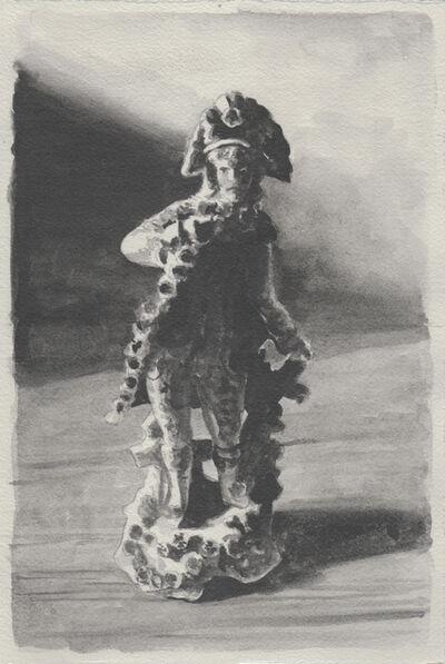 Richard Moon, 'The Dandy VI (monochrome version)', 2021