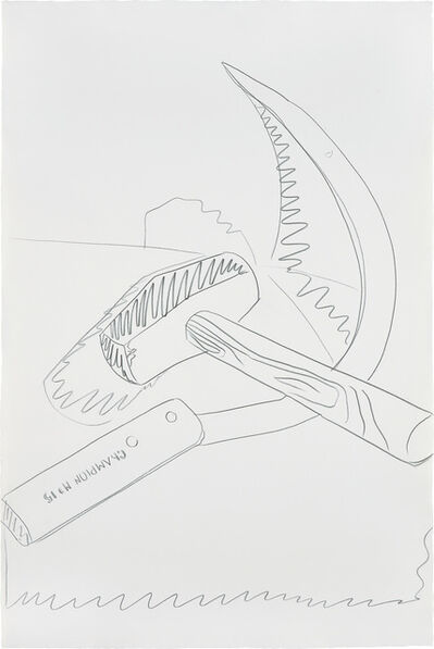 Andy Warhol, 'Still Life (Hammer and Sickle)', 1977