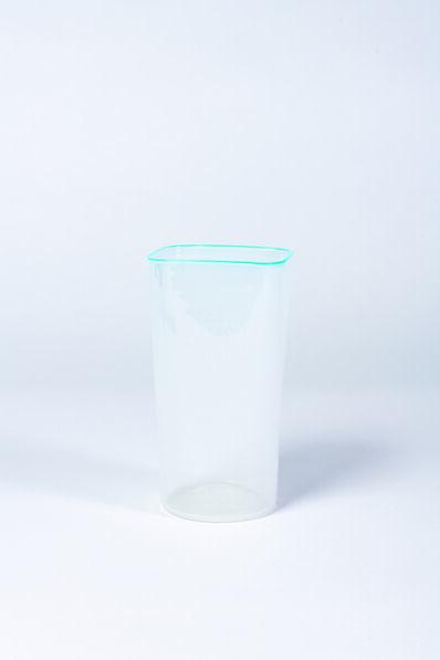 Barovier & Toso, 'Vase in filigrane Murano glass', vers 1960