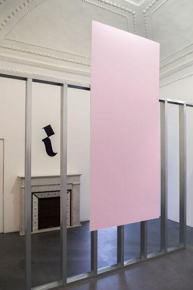Haim Steinbach, 'pinkcadillac', 2017