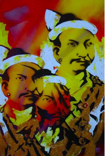 Wunna Aung, 'King Mindon ', 2014