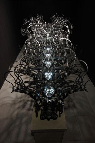 Ujoo + Limheeyoung, 'Temptation of the Dancing Mask – Dark eating machine'