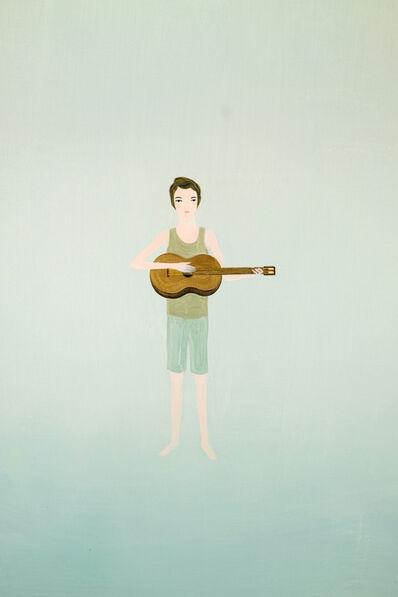 Carolina Raquel Antich, 'Cuerdas de oro / Gold strings', 2020
