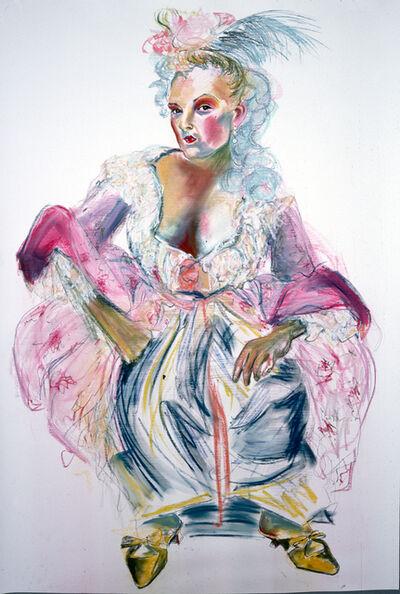 Frances Bohn, 'Mademoiselle P.', ca. 2018
