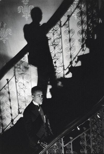 Isaac Julien, 'Film Noir Staircase', 1989