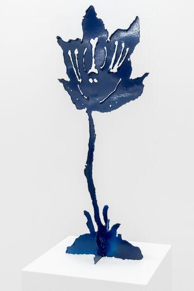 Margot Klingender, 'Untitled Large Flower I', 2019
