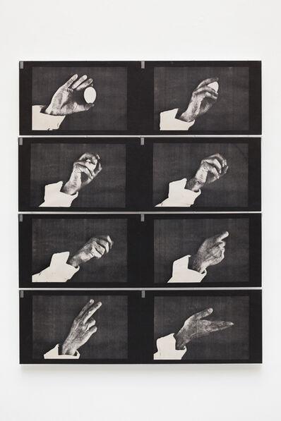 Mario Ramiro, 'Passe de mágica com ovo  (Magic pass with egg) ', 1979
