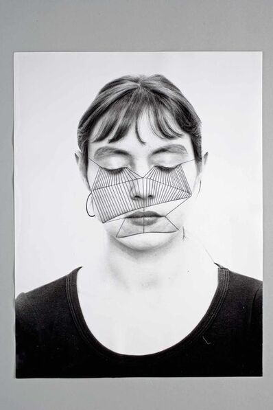 Annegret Soltau, 'Self', 1975-1976
