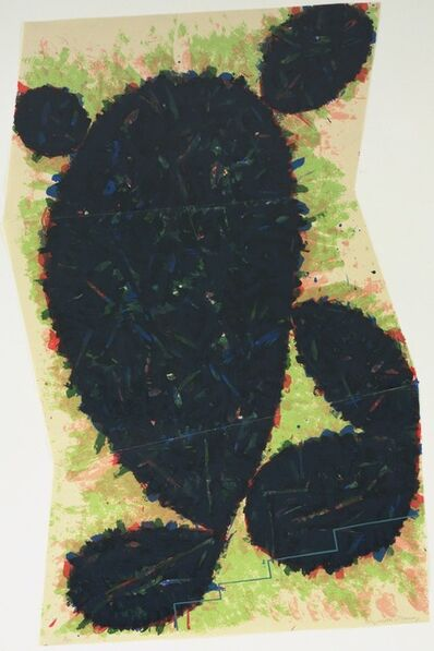 Elizabeth Murray, 'Untitled', 1982