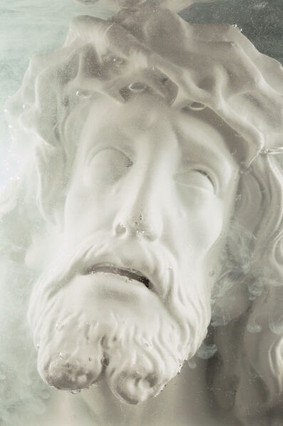 Andres Serrano, 'White Christ (Immersions)', 1989