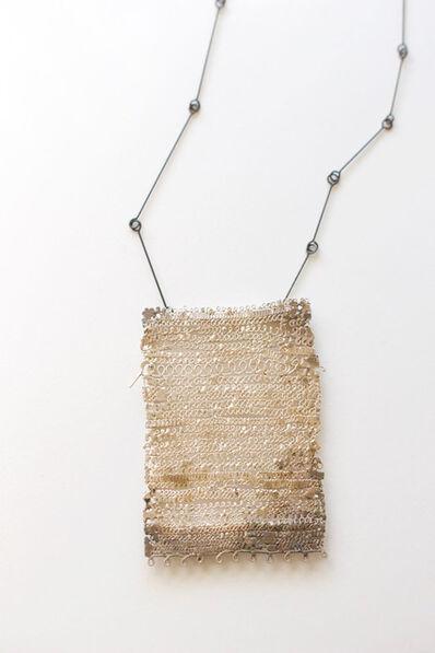 Sayumi Yokouchi, 'Coil 02_Necklace', 2020