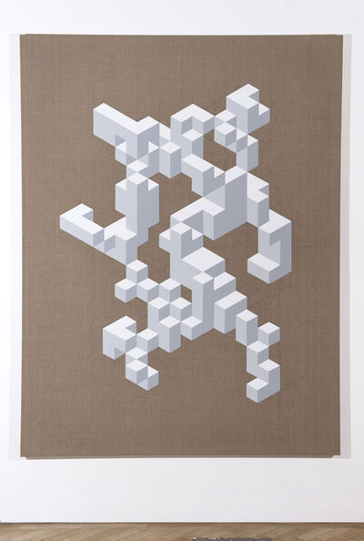 Oliver Marsden, 'Isometric / OMS 645', 2017