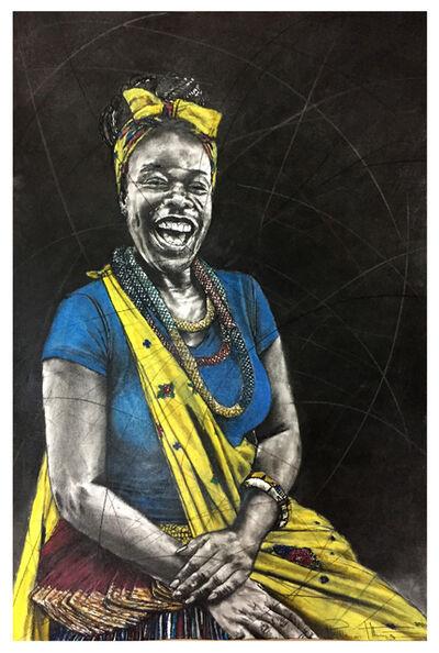 Phillemon Hlungwani, 'Milorho Ya Mina Yi Hundzuka Ntiyiso', 2020