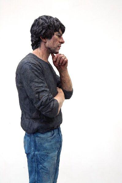 Sean Henry, 'Blue jeans', 2010