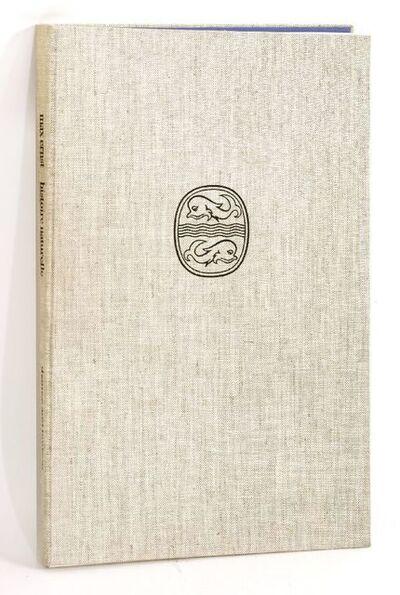 Max Ernst, 'Histoire Naturelle', 1972