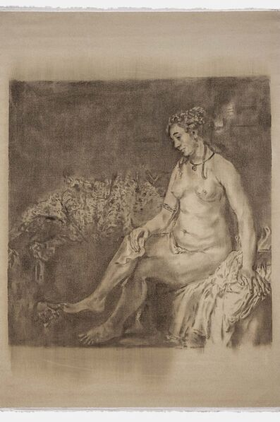 RASSIM®, 'Rembrandt. Bathsheba at Her Bath'