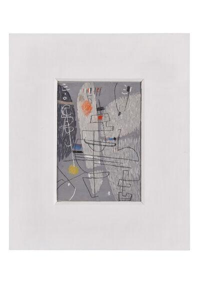 Max Ackermann, 'Bild 31/1955', 1955