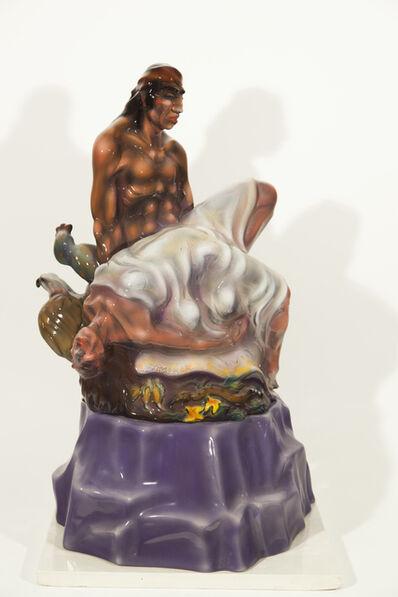 Luis Jimenez, 'Study for Southwest Pieta', 1983