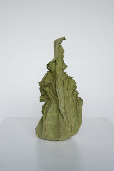 Chih-Chien Wang, 'Rhubarb Leaf Front', 2020