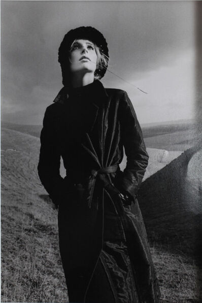 Jeanloup Sieff, 'Jill Kennington, For Queen Magazine', 1964