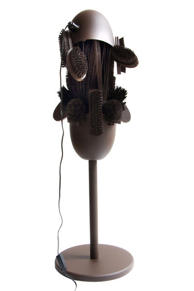 "Rodrigo Almeida, 'Servant Lamp from the ""Slaves Series""', 2013"