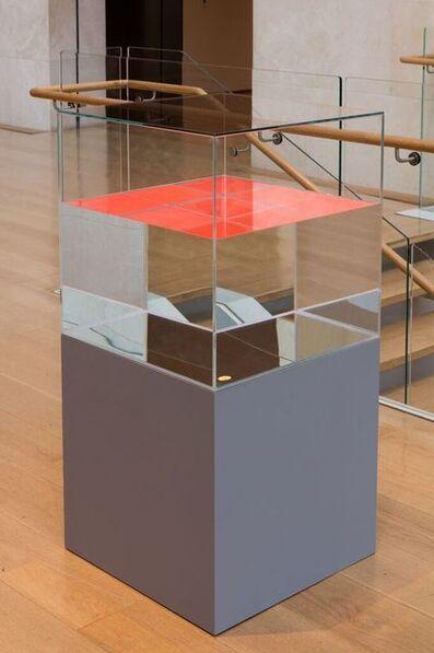 Ann Veronica Janssens, 'Orange 55', 2010