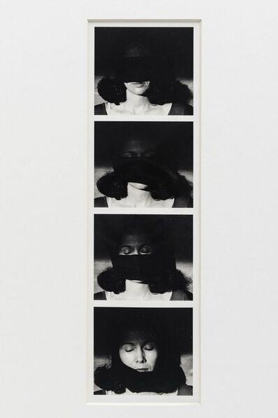 Anna Maria Maiolino, 'Aos poucos, from Fotopoemação series', 1976