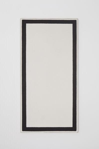 JCJ Vanderheyden, 'Untitled (Black Frame)', 1993