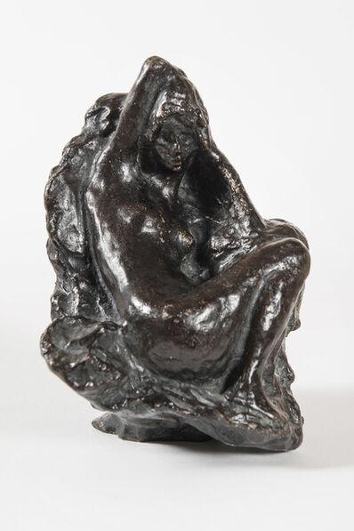 Pierre Bonnard, 'Baigneuse assise devant un rocher, son bras droit replié derrière la tête', Unknown