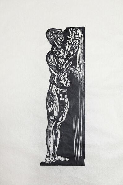 Leonard Baskin, 'Self Portrait', ca. 1950