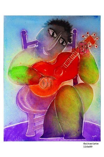 Juan Ripollés, 'The Guitarist (II)', 2010-2015