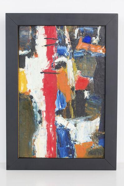 S. H. Raza, 'untitled ', 1958
