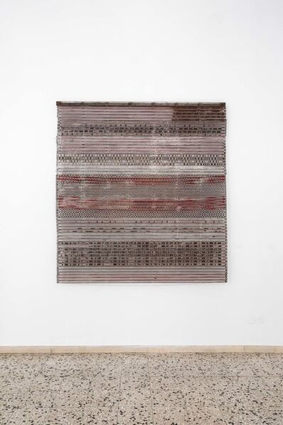 Verónica Vázquez, 'Textil', 2016