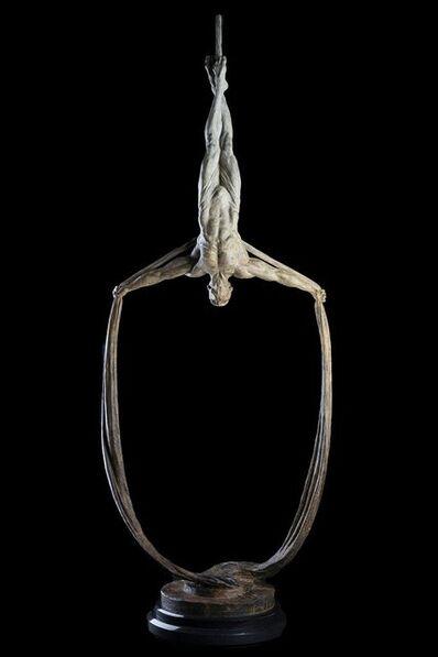Richard MacDonald, 'Richard MacDonald Transcendence (Sasha II) Bronze Sculpture Signed Contemporary Art', 1990-2010
