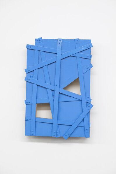 Kishio Suga 菅木志雄, '2つの空地 − 無限', 2000