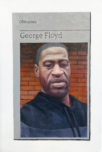 Hugh Mendes, 'Obituary: George Floyd', 2020
