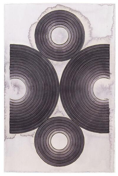 Katrine Hildebrandt-Hussey, 'Lilac Axis', 2019