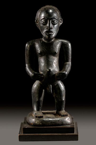 'Male Standing Figure Hemba'
