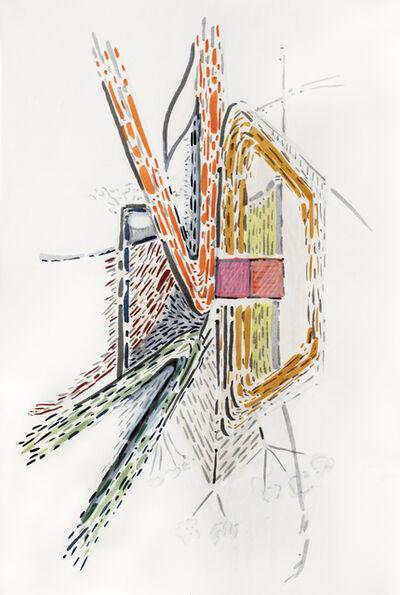 Richard Galpin, 'Network Model 2', 2020