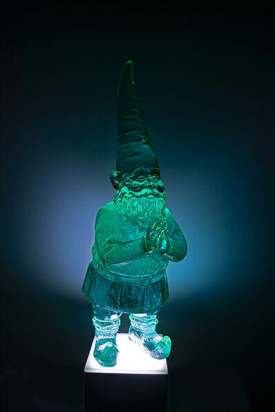 Sam Tufnell, 'Mini Ghost Gnome (Jade Green)', 2019