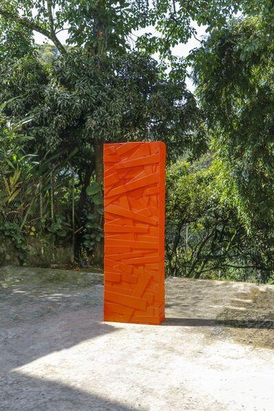 Ricardo Cardenas, 'Columna Tangarine', 2018