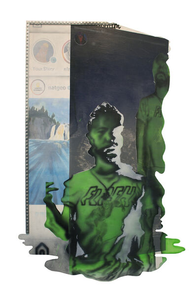 Kaleb Aurand, 'No Representation', 2019
