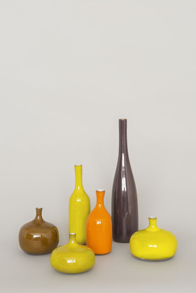 Jacques & Dani Ruelland, 'Collection of 6 ceramics', ca. 1960
