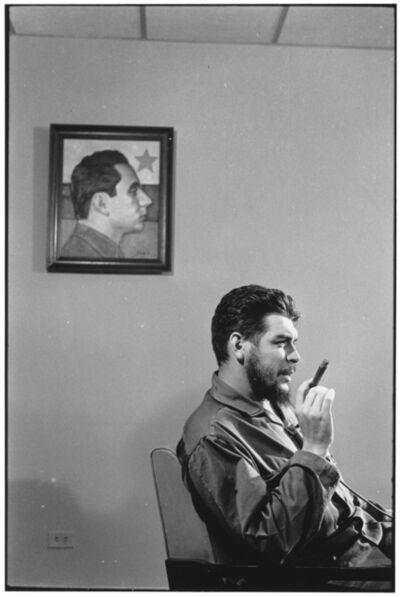 Elliott Erwitt, 'Havana, Cuba (Che Guevara)', 1964