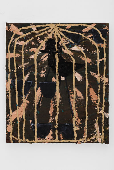 Tk Suh, 'The Golden Cage', 2020