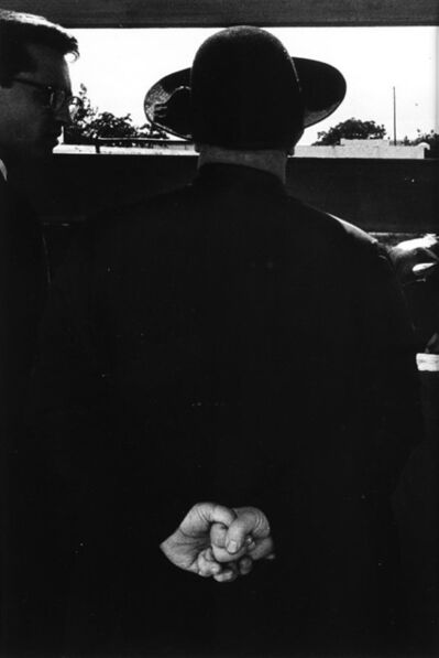 Federico Patellani, 'Untitled (Priests)', years 1960