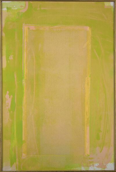 Walter Darby Bannard, 'Westminster', 1972