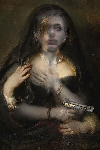 Patrick Villas, 'La courtisane', 2020